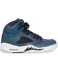 Nike Air Jordan 5 Retro Sneakers - Blue