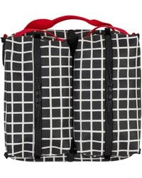 Cav Empt Grid Shoulder Bag - Black