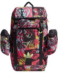adidas Originals Adventure Toploader Cordura Backpack - Black