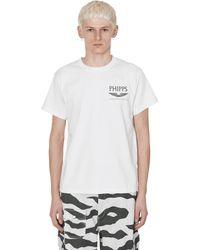 Phipps Flight Logo T-shirt White S