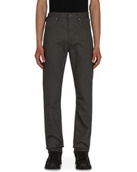 Patagonia Performance Twill Regular Jeans - Gray