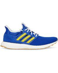 adidas Originals Ultra Boost Eg Trainers Boblue/red 7.5