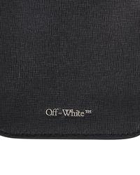 Off-White c/o Virgil Abloh Diag Neck Pouch - Black