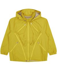 Paria Farzaneh Pack-away Jacket - Yellow