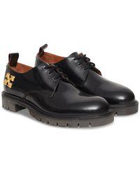 Off-White c/o Virgil Abloh Arrow Derby Shoes - Black