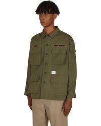 WTAPS Jungle 02 Shirt - Green