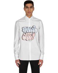 Off-White c/o Virgil Abloh Offf Shirt White M