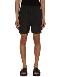 1017 ALYX 9SM Swim Shorts Black Xl