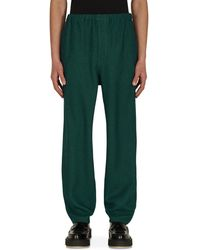 Undercover Drawstring Trousers - Green