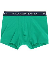 Polo Ralph Lauren Classic 3-pack Boxers - Multicolour