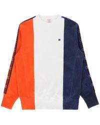 Champion - Crewneck Sweatshirt - Lyst