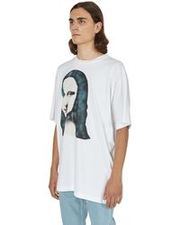 Off-White c/o Virgil Abloh Monalisa T-shirt - White