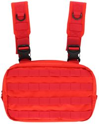 Junya Watanabe Chest Bag - Red