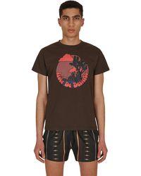 Phipps Desert daggar T-shirt Black Bear S