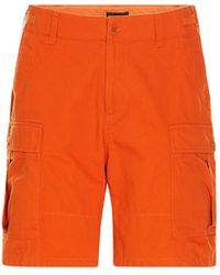 Undercover Cargo Shorts - Orange