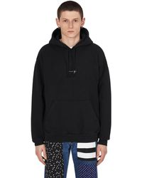 EDEN power corp Shining Star Recycled Hooded Sweatshirt - Black