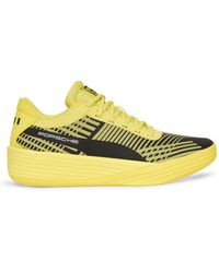 PUMA Porsche Clyde All-pro Trainers - Yellow