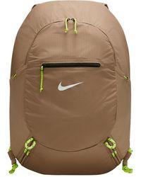 Nike Stash Backpack Sandalwood/white U - Multicolour
