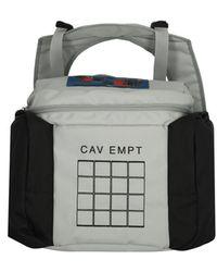 Cav Empt Utility Backpack - Grey