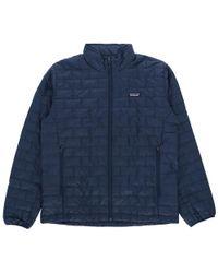 Patagonia Nano Puff Jacket Classic Navy - Blue