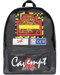 Cav Empt Design Large Backpack - Multicolour