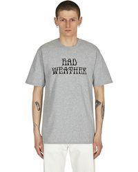 Noah Bad Weather T-shirt - Grey