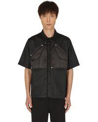 1017 ALYX 9SM Cargo Shirt - Black