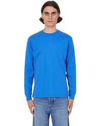 Cav Empt Guard Long Sleeve T-shirt Blue S