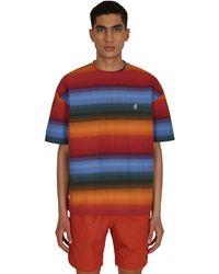 Gramicci Shell Camp T-shirt - Multicolour