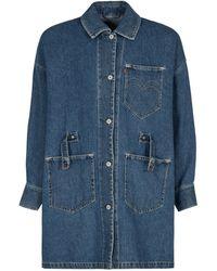 Levi's Redtm Lineman Chore Coat Newyear Blue Xs