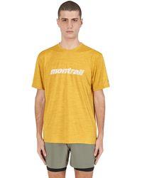 Columbia Trinity Trail Graphic T-shirt - Yellow
