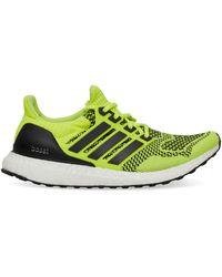 adidas Originals Ultra Boost 1.0 Trainers Solar Yellow 7 - Multicolour