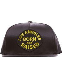 Born X Raised - Swat Snapback Cap - Lyst