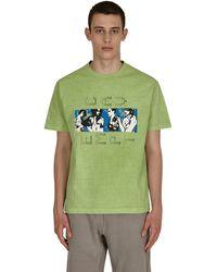 Cav Empt Overdye T-shirt Green S