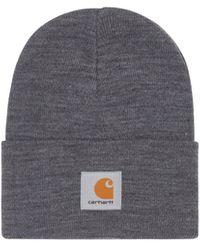 Carhartt WIP Acrylic Watch Hat Dark Gray Heather U