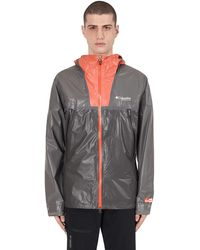 Columbia Outdry Lightweight Jacket - Gray