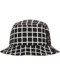 Cav Empt Grid Bucket Hat - Black
