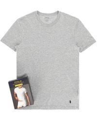 Polo Ralph Lauren Undershirt 3 Pack T-shirts