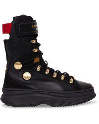 PUMA Balmain Deva Boots - Black