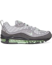 Nike Air Max 98 Black Oil Grey In BlackOil Grey Vast Grey