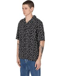 Calvin Klein - All-over Printed Shirt - Lyst