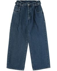 Levi's Redtm Low Loose Work Trousers - Blue