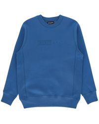 Know Wave Tbt Crewneck Sweatshirt - Blue