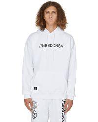 Converse Neighborhood Hooded Sweatshirt - White