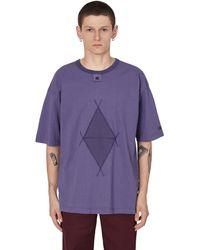 Champion Craig Green Diamond T-shirt Mtc S - Purple