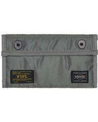 WTAPS Porter Wallet - Gray