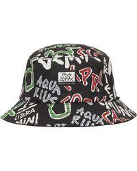 Vans Og Zodiac Bucket Hat - Black