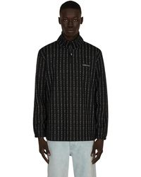 Napapijri B-messina Crewneck Zip-up Sweatshirt - Black