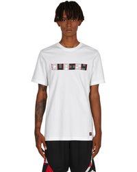 Nike - Quai 54 Logo T-shirt White M - Lyst