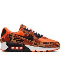 Nike Air Max 90 Sp Sneakers Total Orange/black 37.5